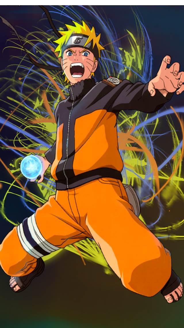 Naruto iPhone Wallpapers 056