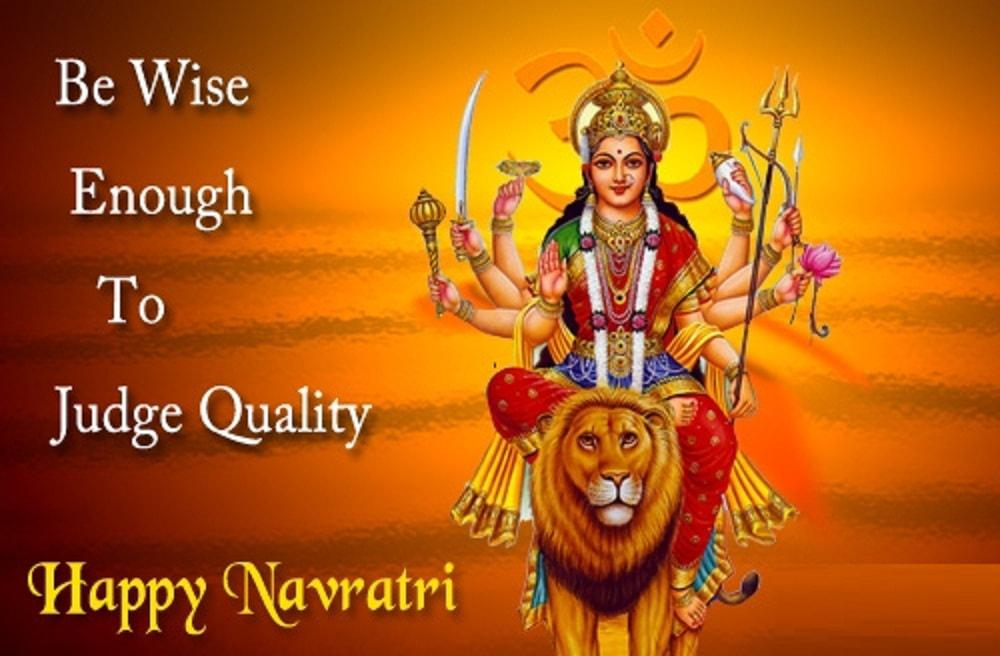 Happy Navratri Images GIF Wallpapers Photos Banners