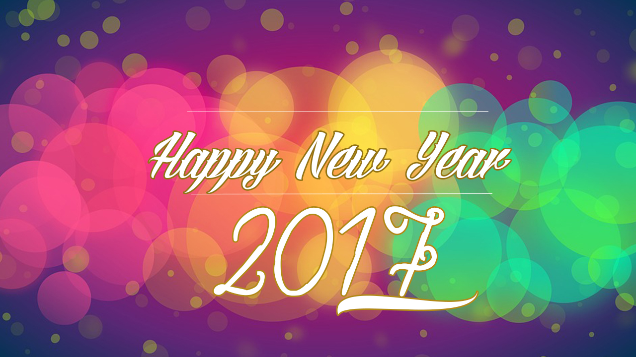 free download best collection of happy new year wallpaper in hd 1280x720
