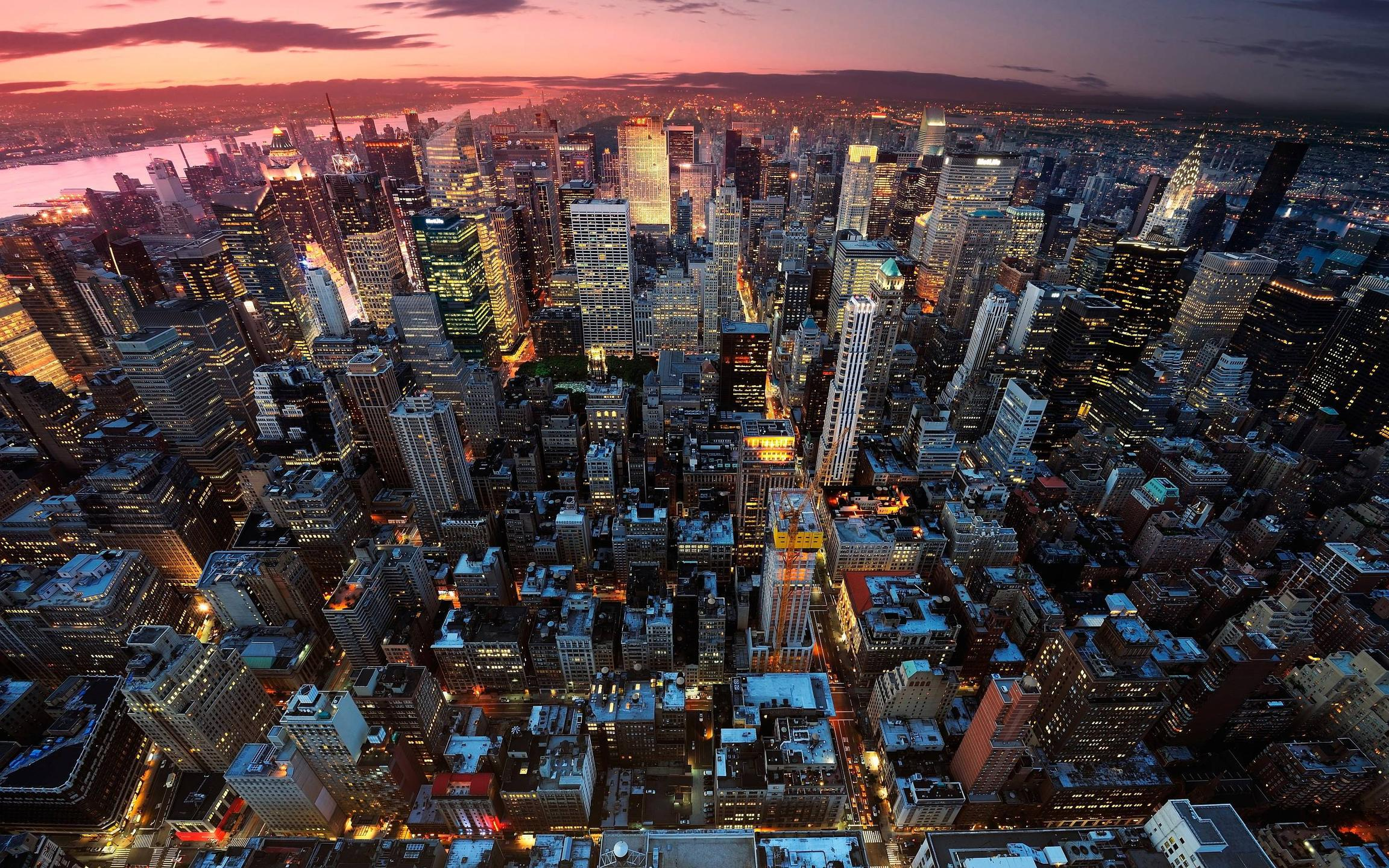 New York City Wallpaper Hd Download For Desktop And Mobile 2304x1440