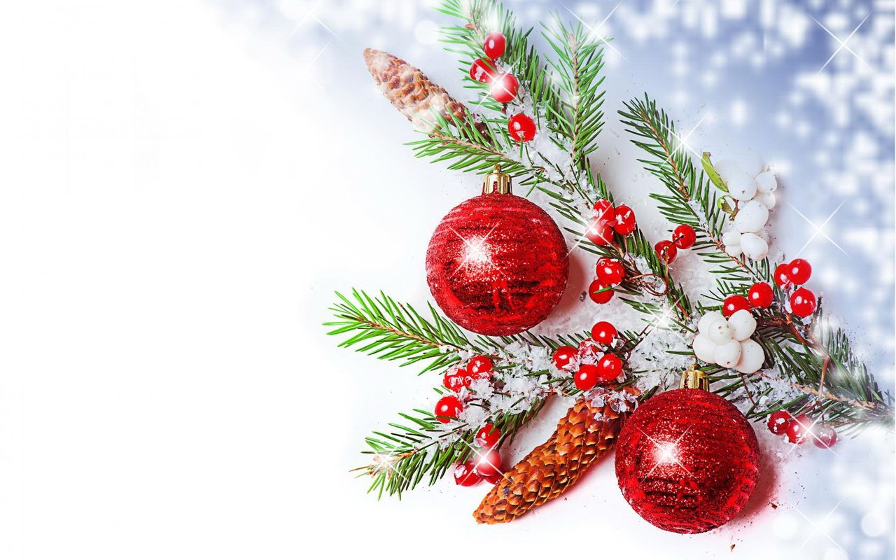 Merry Christmas Other Abstract Background Wallpapers on 1280x800