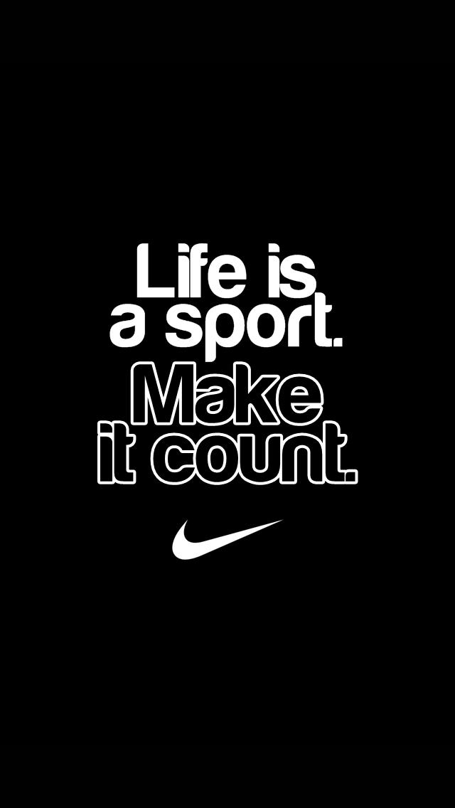 Nike Soccer Wallpaper 640x1136