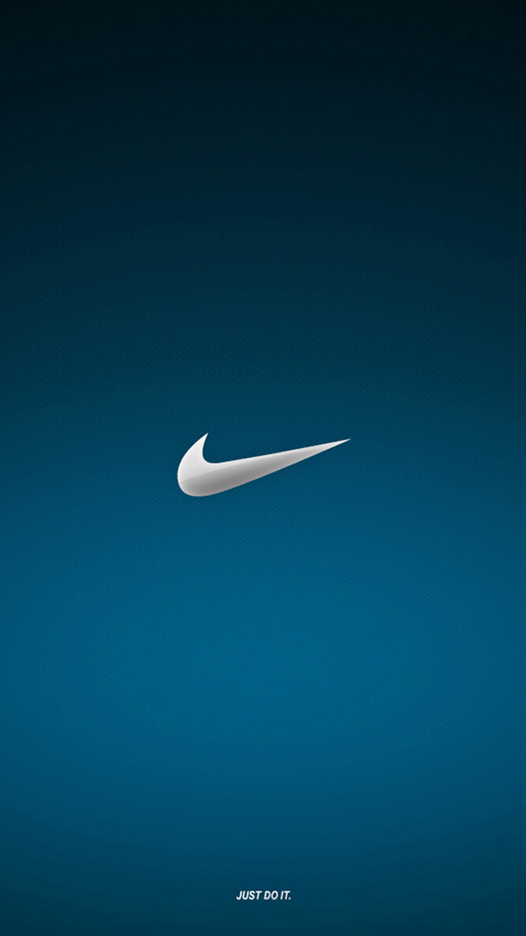 Nike Wallpaper Iphone 5 Blue For Kids