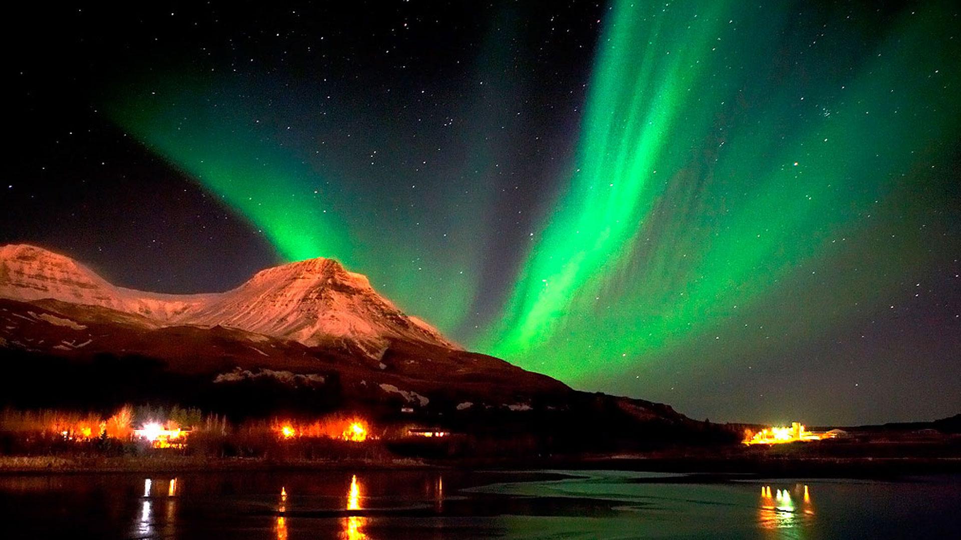 Aurora Borealis Northern Lights Wallpaper Wallpaper Northern