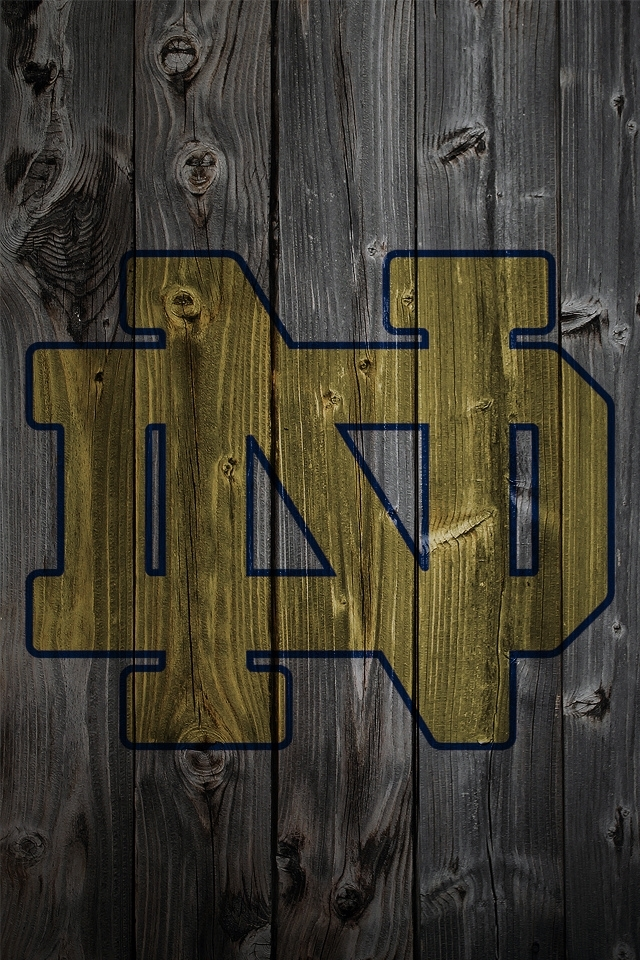 Notre Dame Logo Wallpapers 42 Wallpapers Adorable Wallpapers