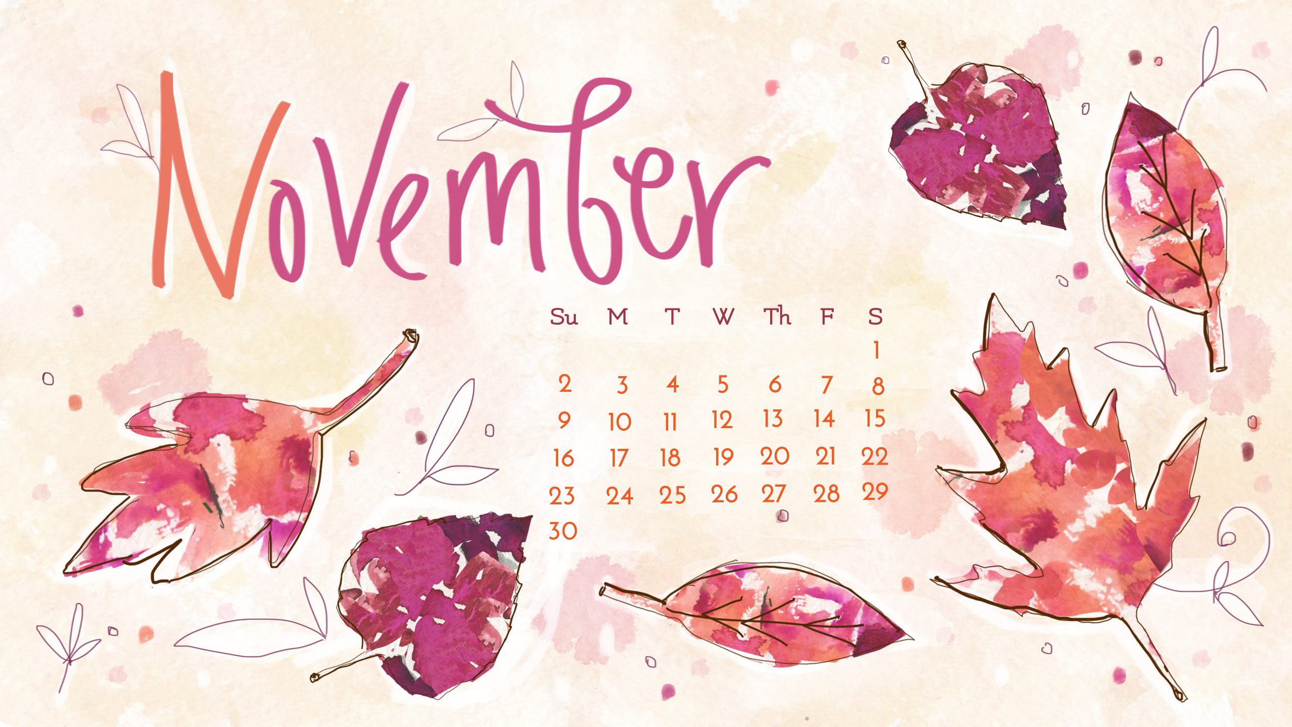 cute november wallpaper - photo #18