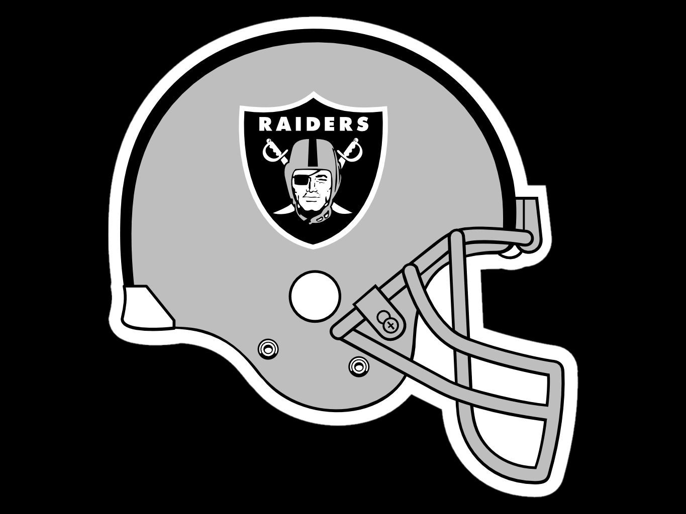 Raiders Logo Coloring Pages
