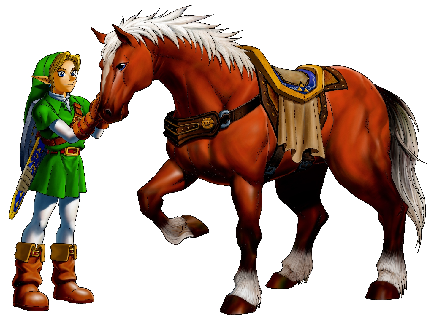 Ocarina Of Time 3d Wallpaper 32 Wallpapers Adorable Wallpapers