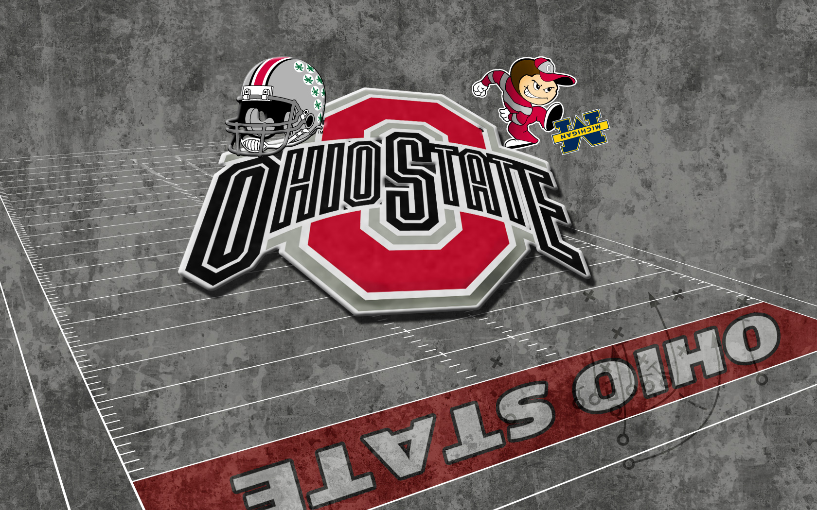 Ohio State Buckeyes Wallpapers Wallpaper 1680x1050