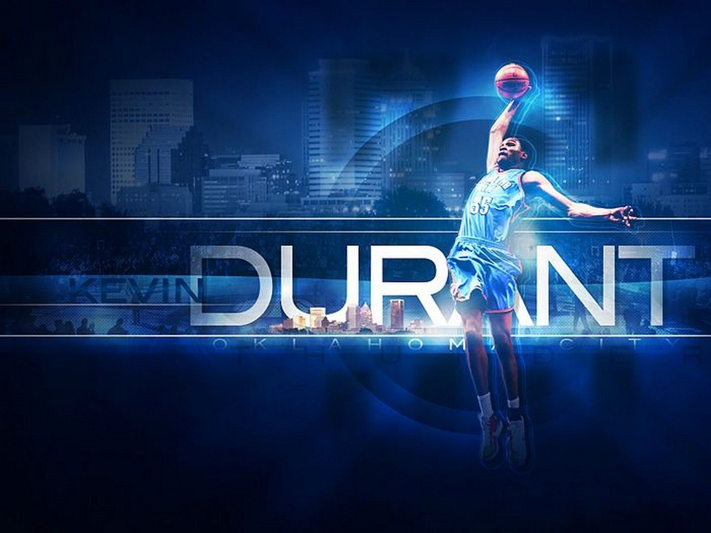 OKLAHOMA CITY THUNDER basketball nba g wallpaper   1440x1080