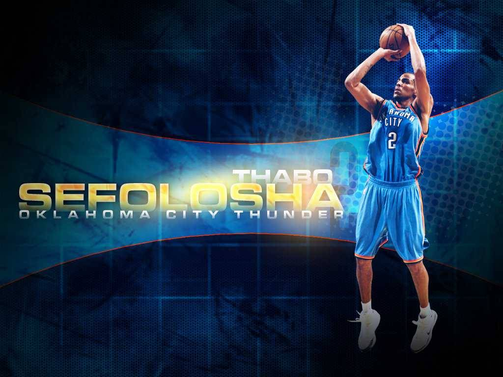Oklahoma City Thunder Wallpapers  Basketball Wallpapers at 1024x768