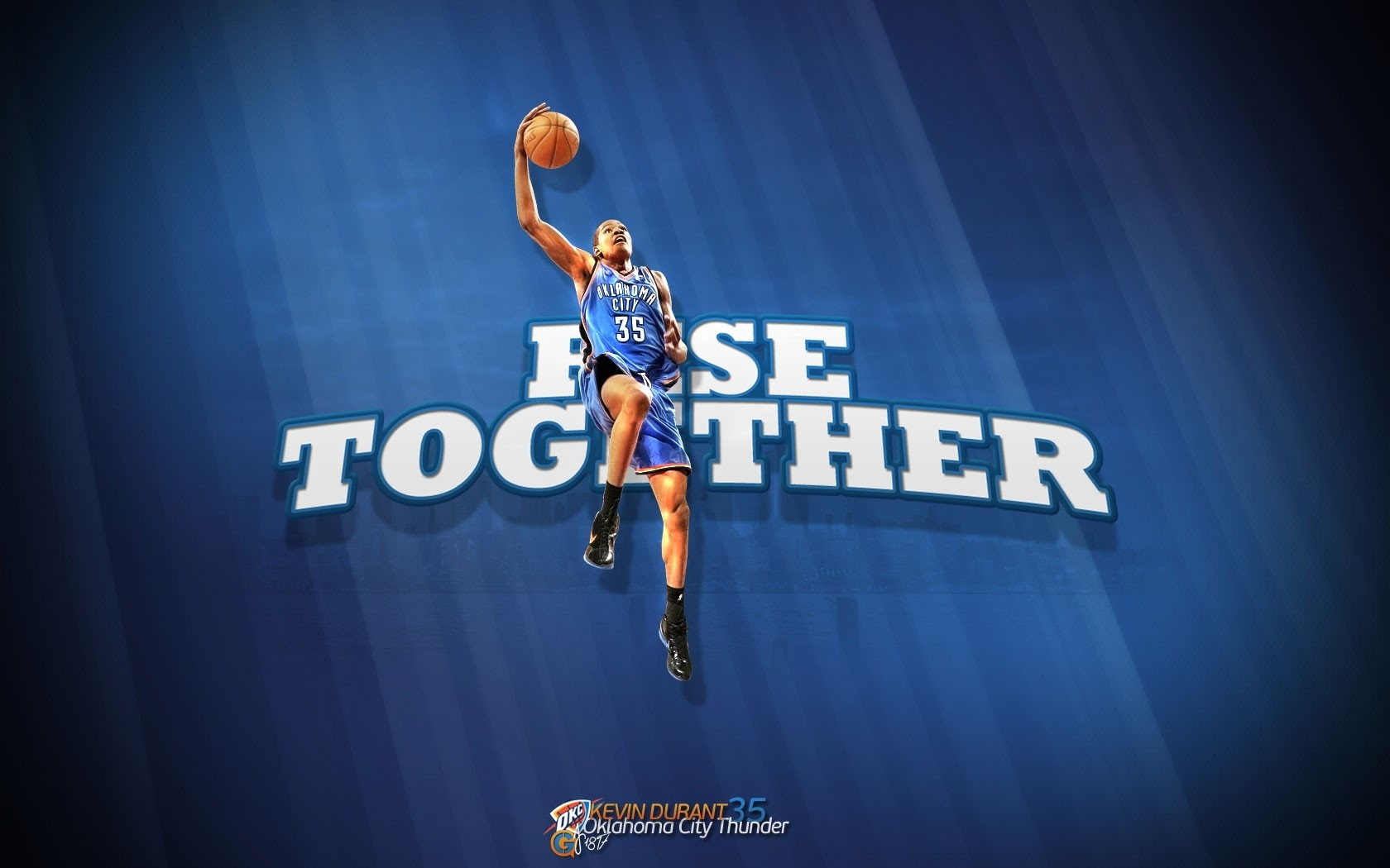 High Definition Images Collection of Oklahoma City Thunder 1680x1050