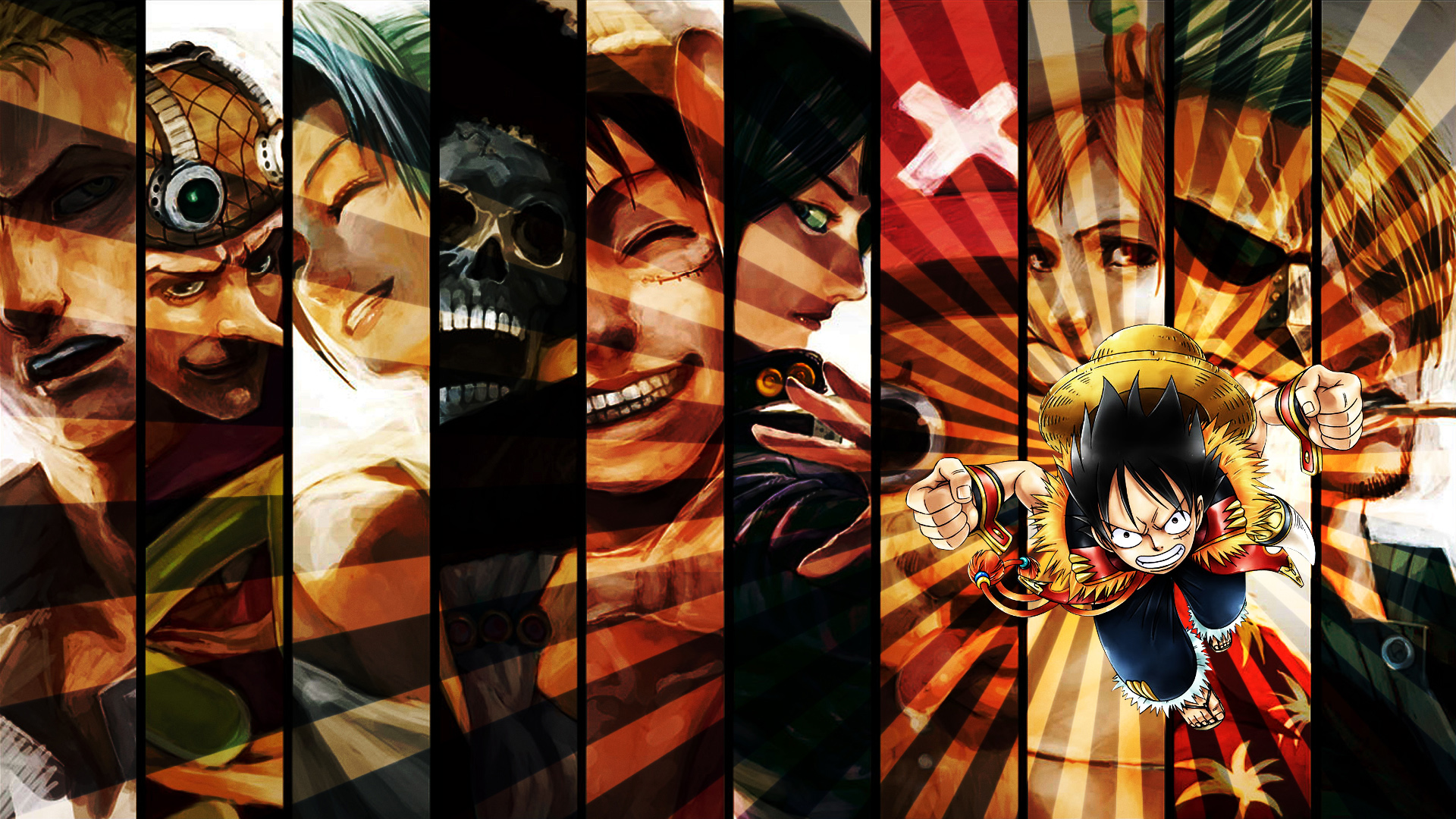 Hd Wallpapers 1920x1080 One Piece Wallpaper Directory