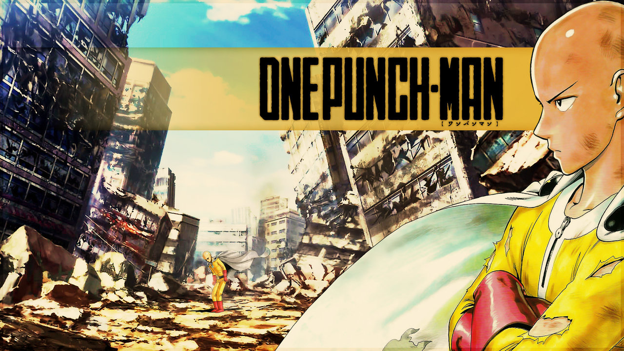 One Punch Man Ok Wallpapers Anime Hd