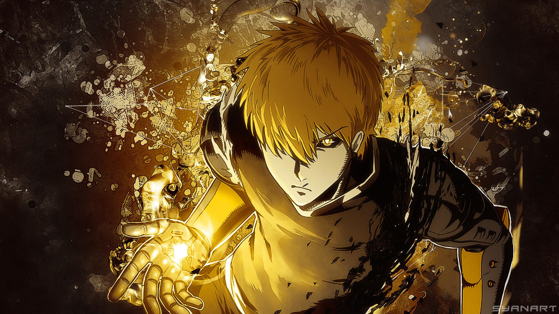 One Punch Man Hd Wallpaper