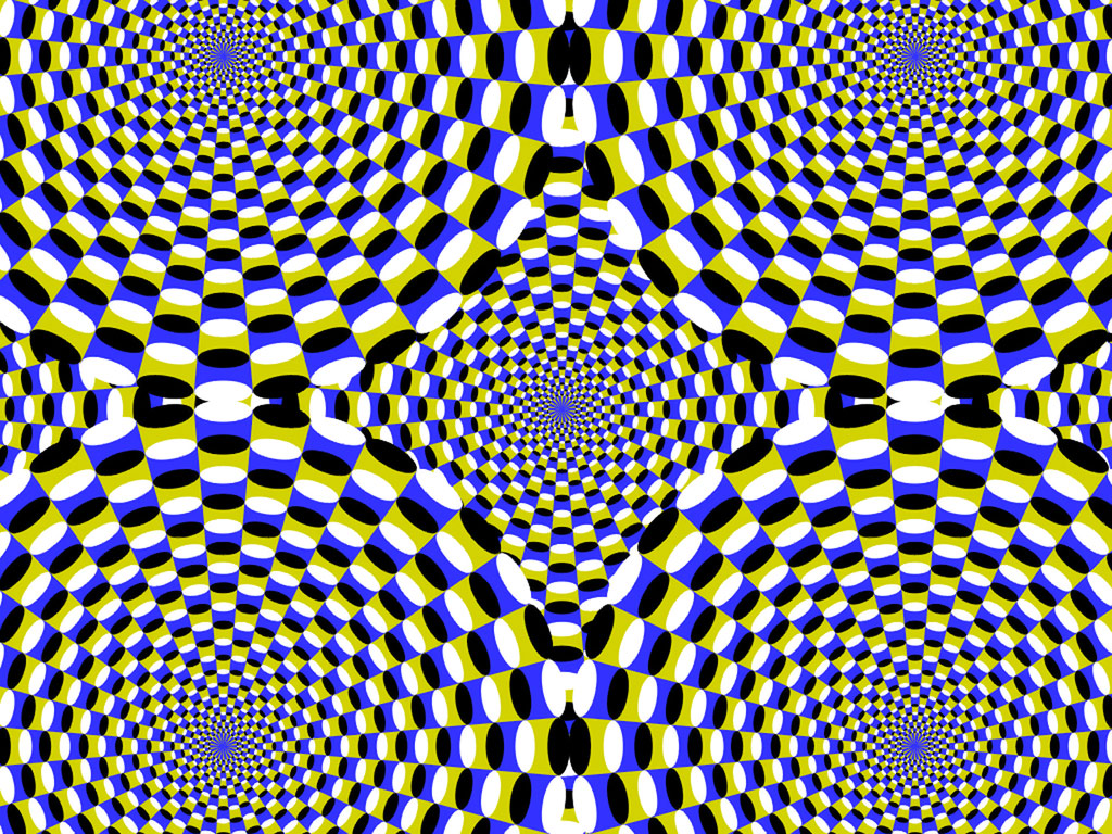 Optical Illusions Backgrounds For Desktop Group  1024x768