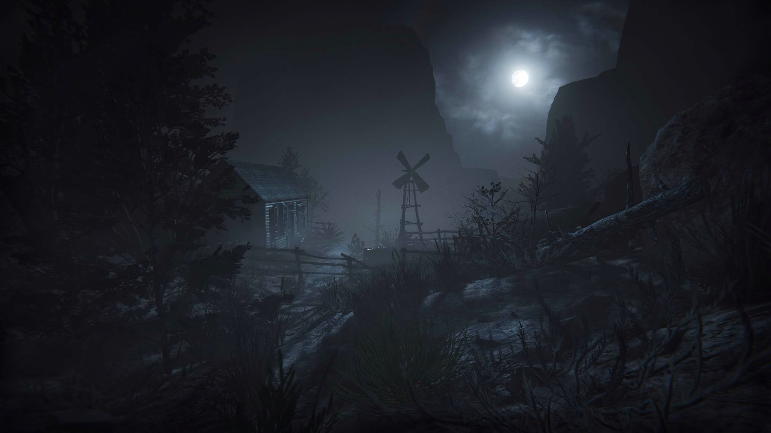 Truly Terrifying Games To Play This Halloween 2560x1440