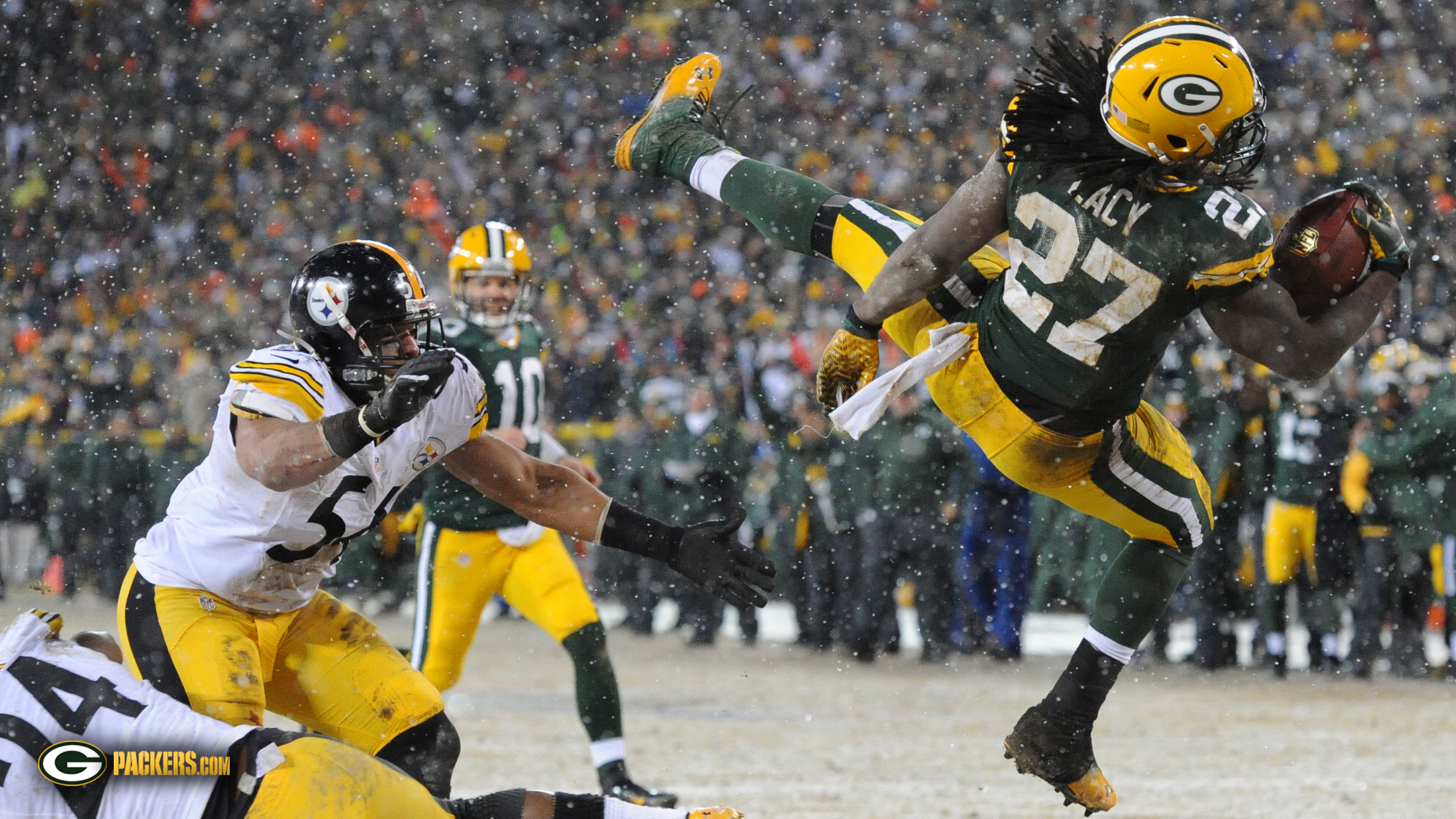 ideas about Green Bay Packers Wallpaper on Pinterest  Green 2560x1440