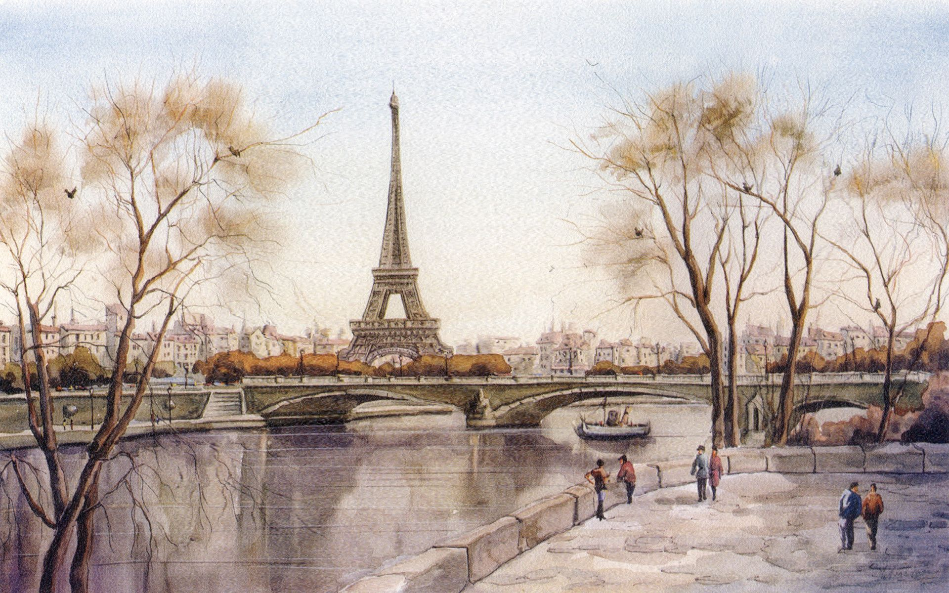 Paris wallpapers for desktop 53 wallpapers adorable for Wallpaper for