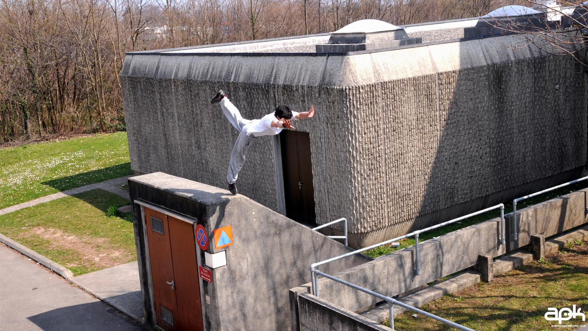 Parkour Wallpapers HD 1920x1080