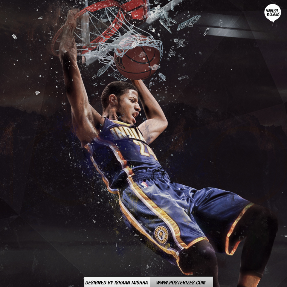 Paul george nba k wallpaper full hd pictures 960x960 voltagebd Image collections