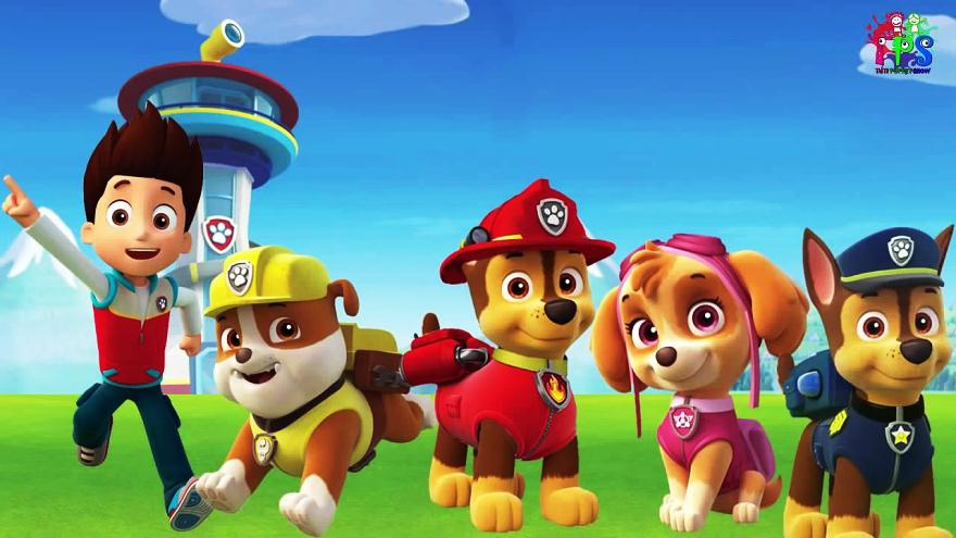 Wallpapers Paw Patrol Pp Characterart Chase  Collection of Pictures Of Paw Patrol on HDWallpapers 880x495