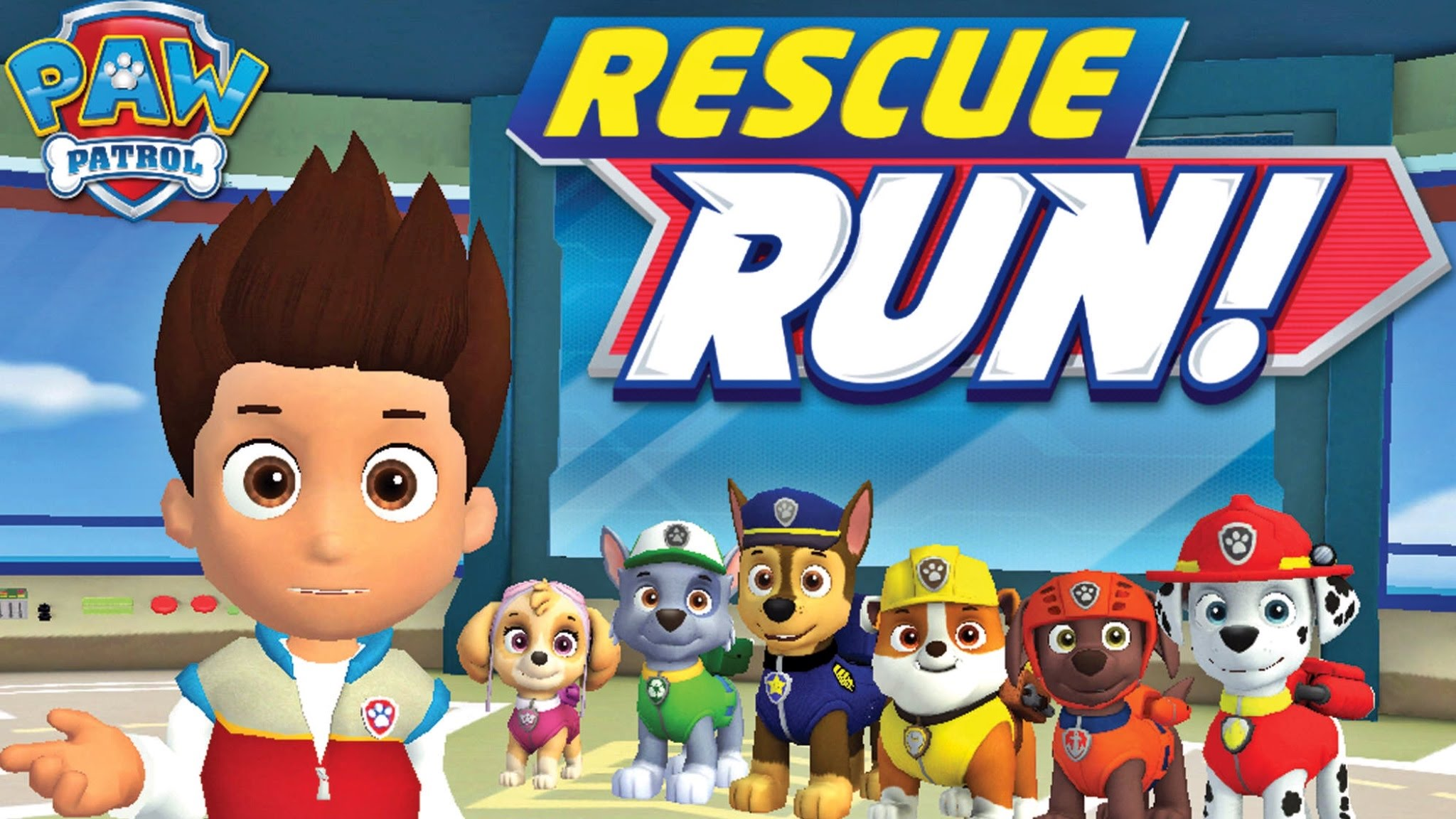 Best Images  Paw Patrol HD Widescreen Wallpapers  2048x1152