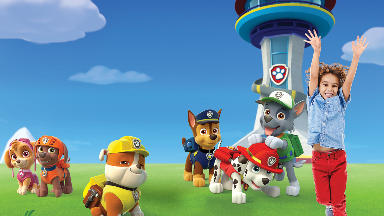 Paw Patrol Wallpaper,  Full HD Widescreen Paw Patrol Backgrounds 1600x900