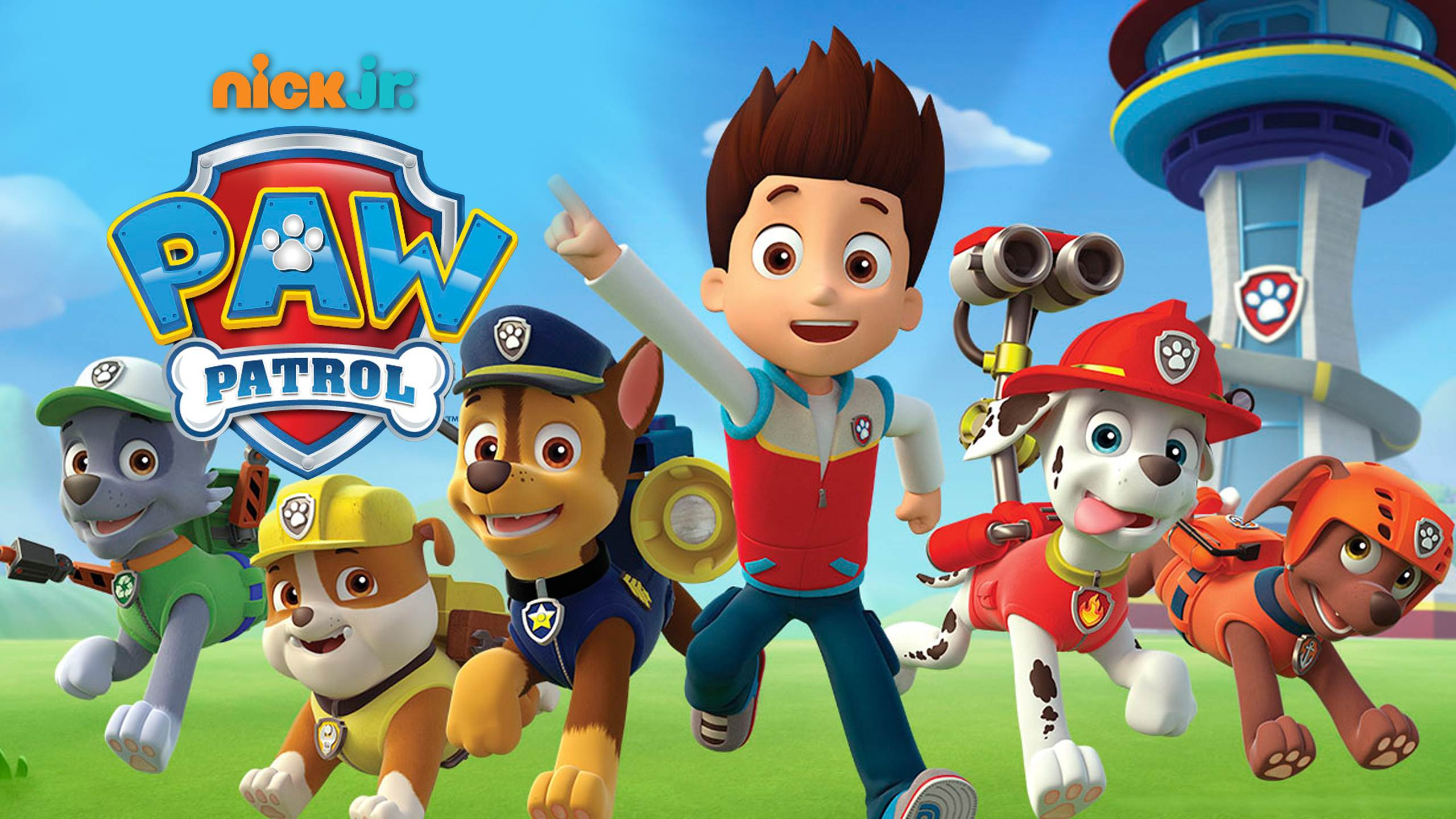 Outstanding Marshall And Chase Paw Patrol Wallpaper te org