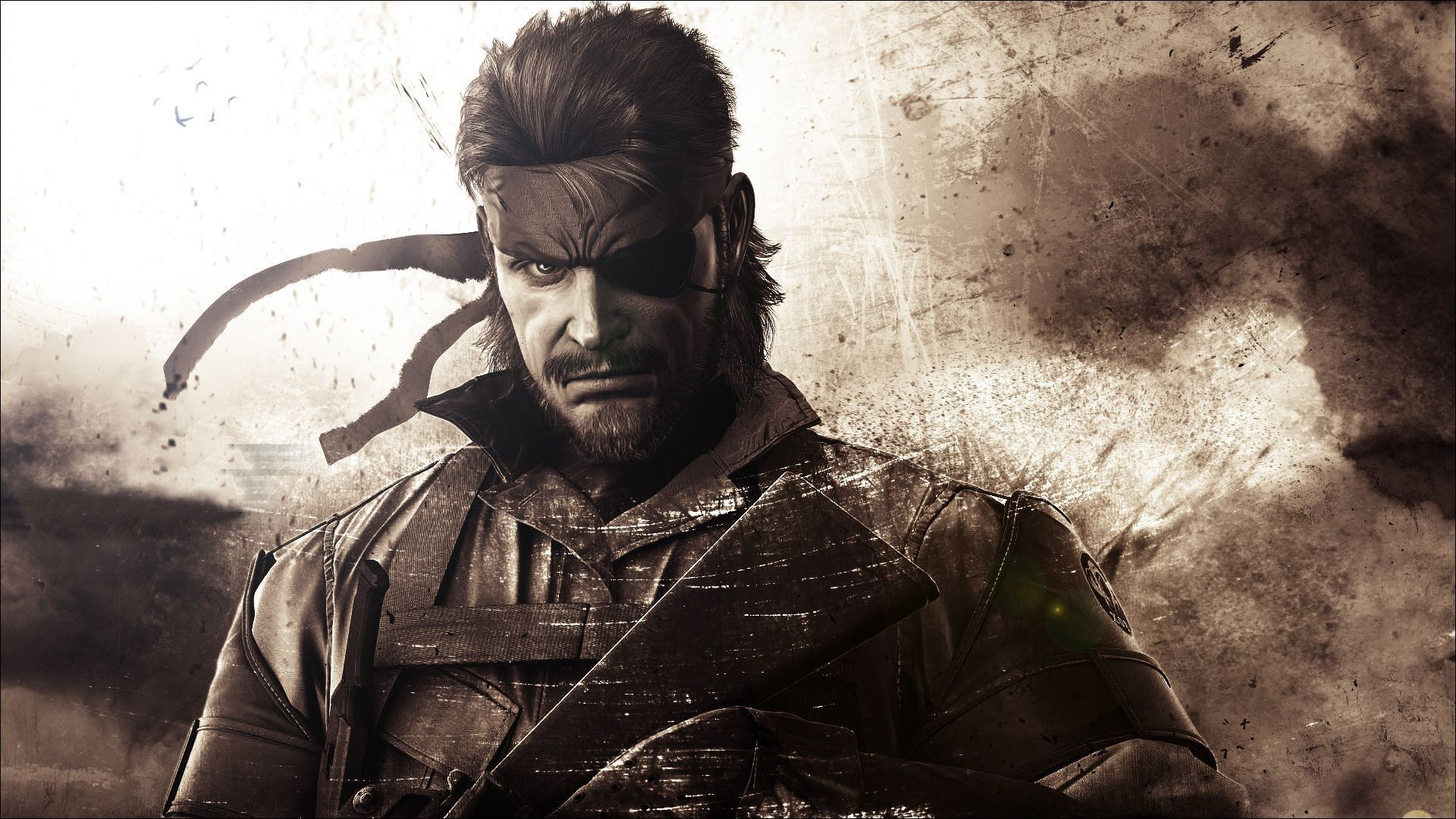 Metal Gear Solid Peace Walker Console Games Page  1920x1080