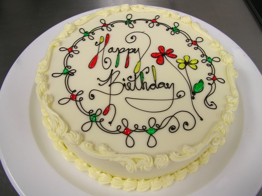 Happy Birthday Cake Wallpaper Best Wallpapers And Facebook Status 1024x766