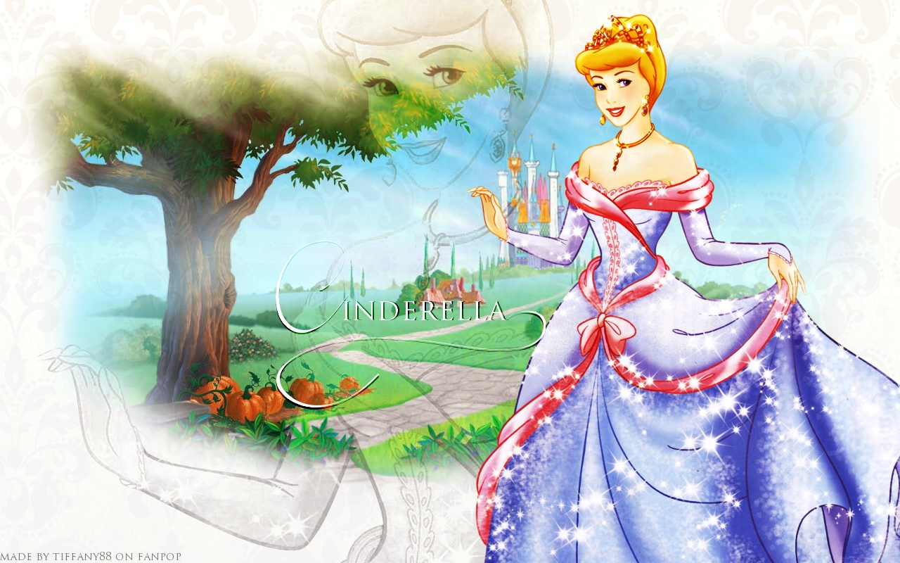 Disney Princess Images Cinderella Wallpapers Hd Wallpaper And 1280x800