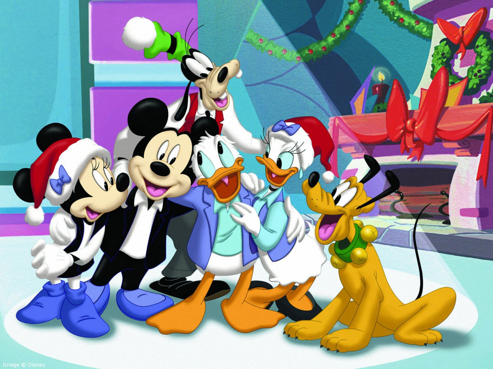 Mickey And Minnie Mouse Wallpapers Wallpaper 1600x1200