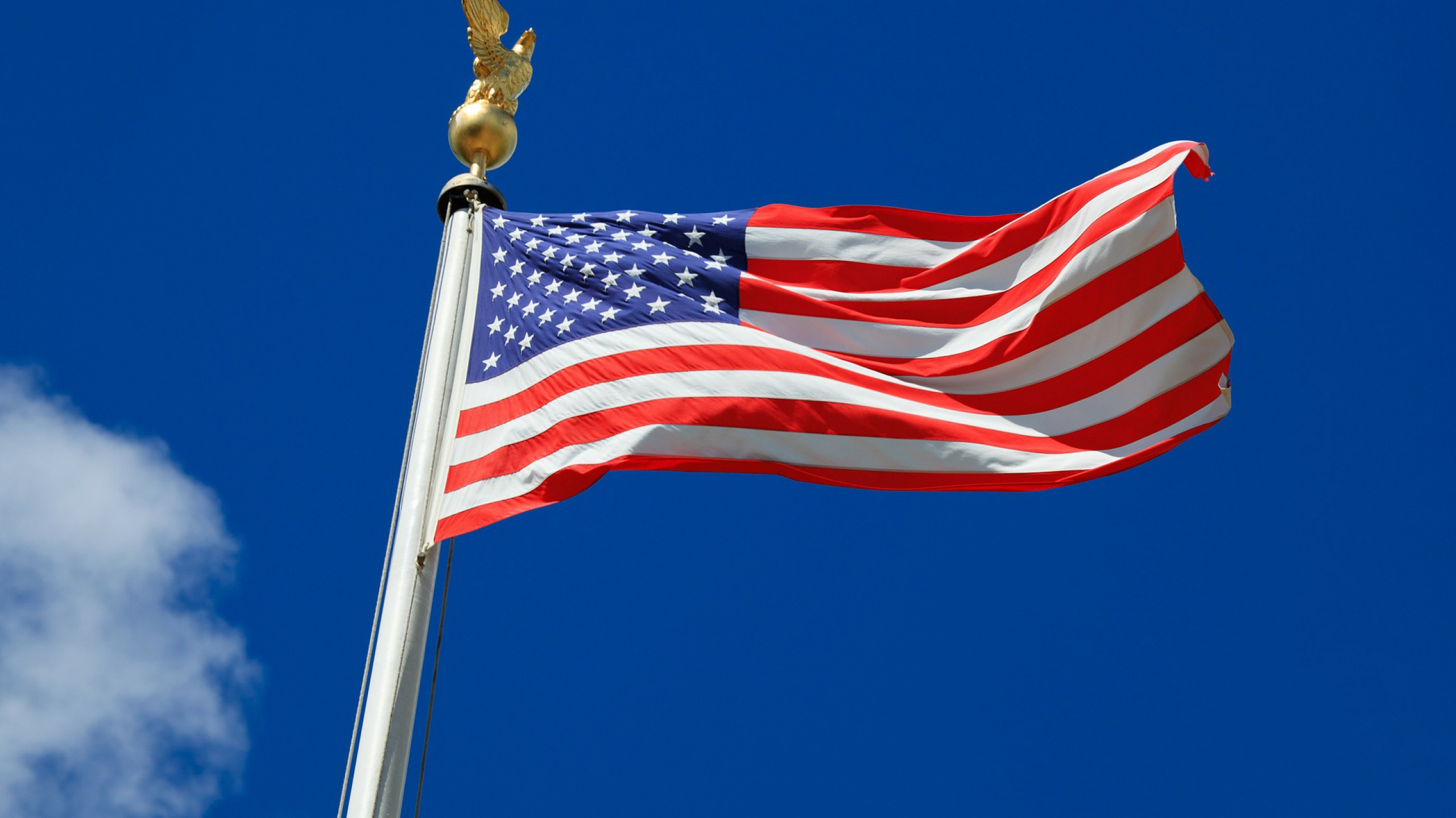 American Flag Wallpapers 2560x1440