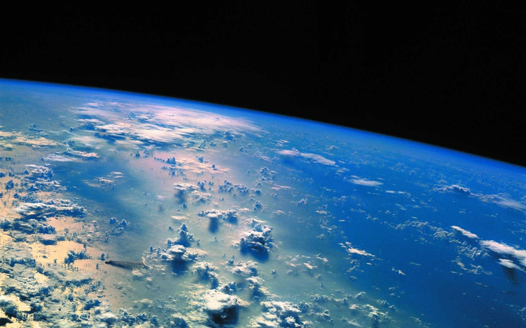Earth From Space Hd HD Wallpaper Background