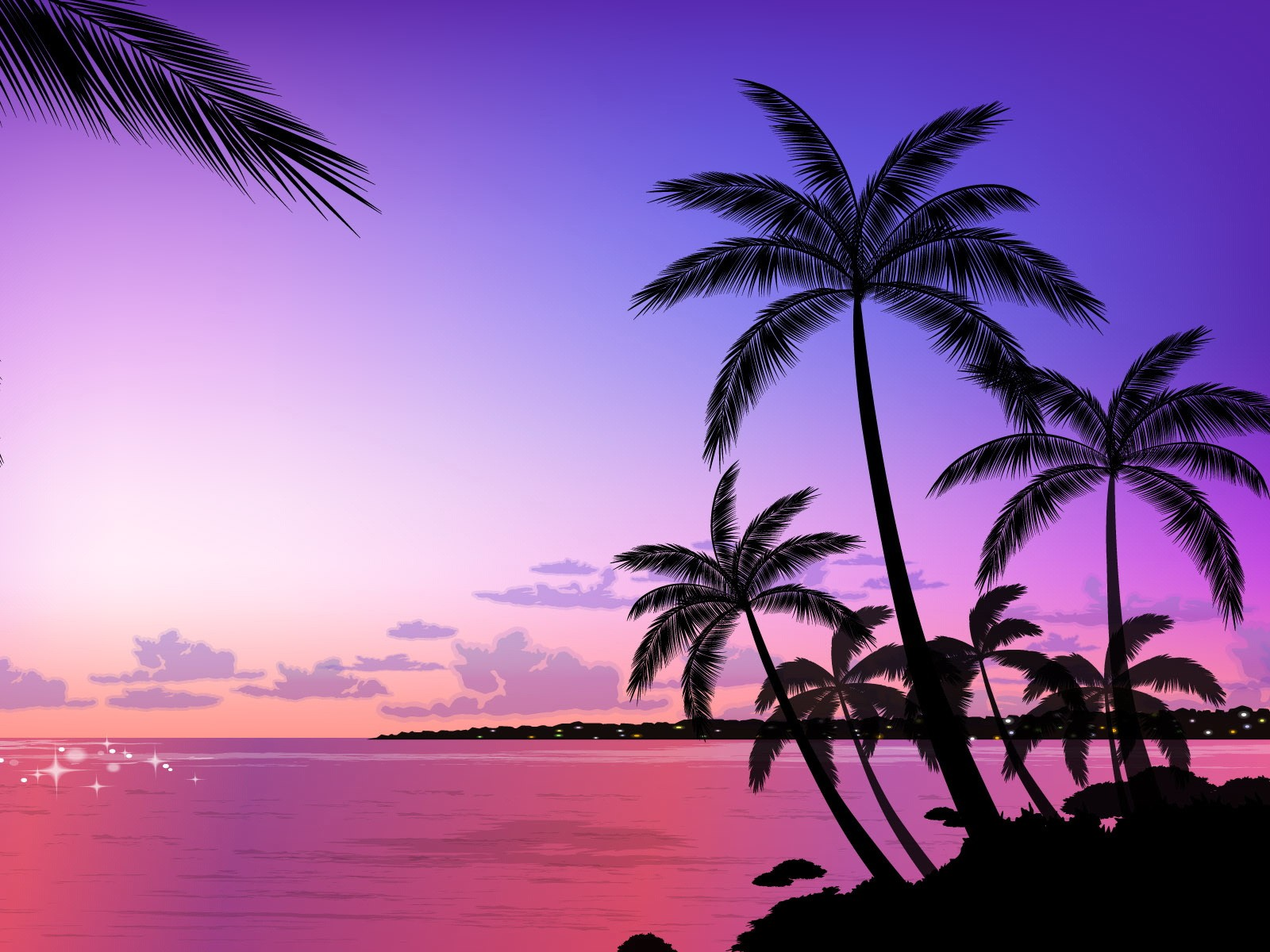 Top Collection of Palm Trees Wallpapers, Palm Trees Wallpaper 1600x1200