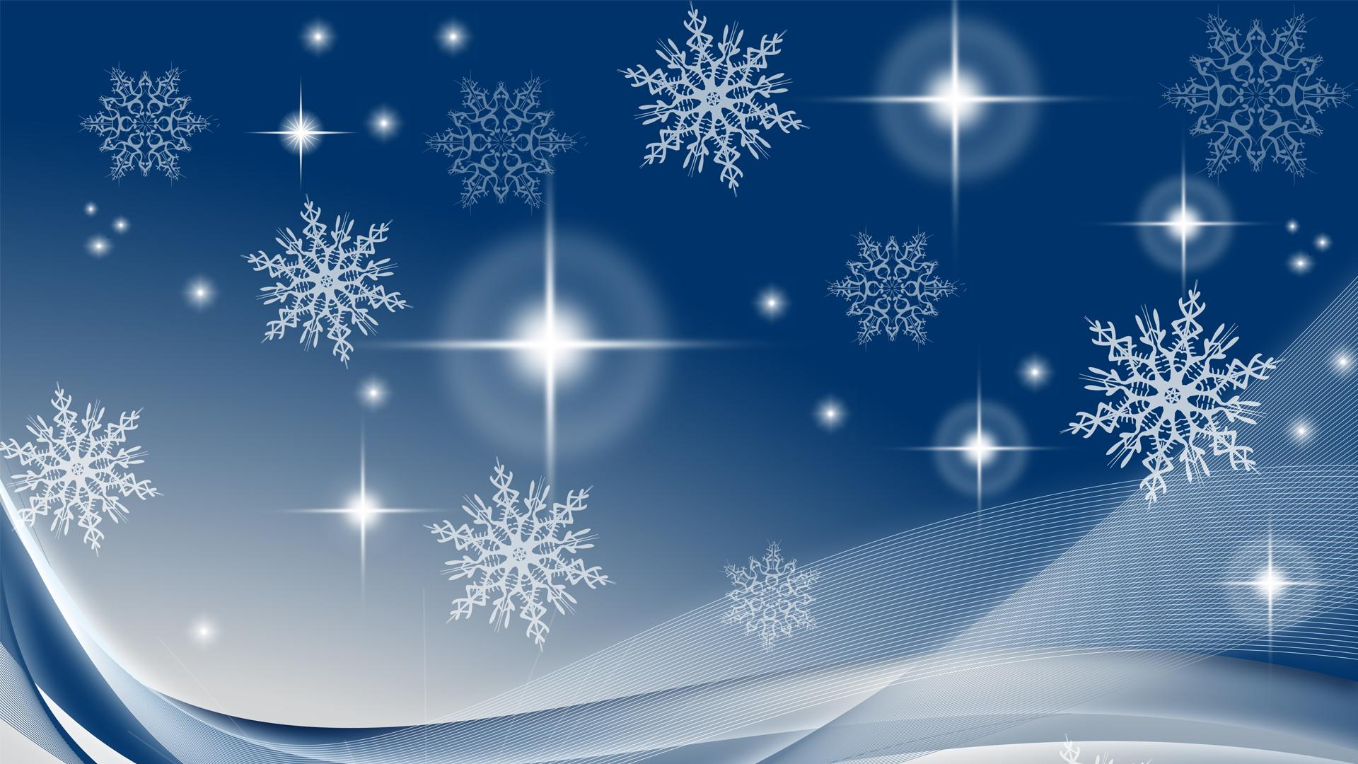 Snowflakes Wallpapers Group 1920x1080