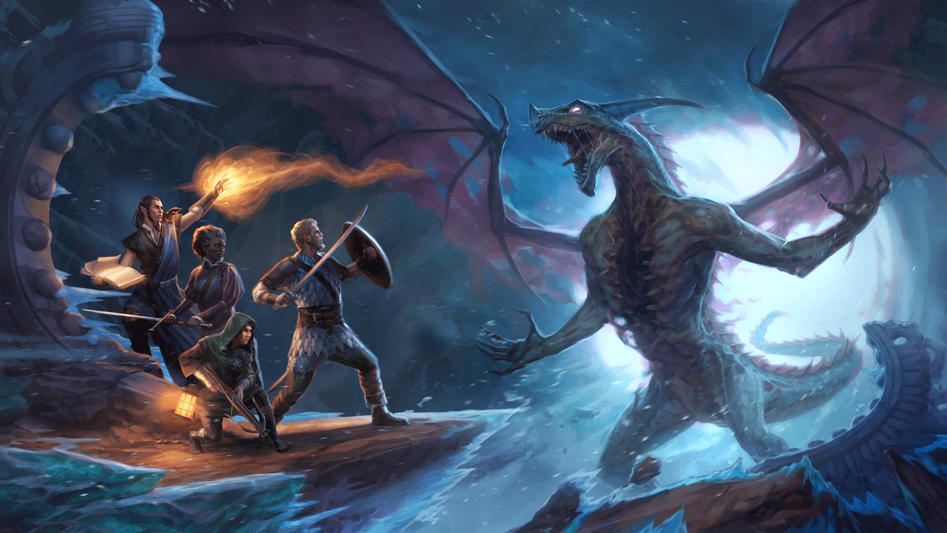 Pillars Of Eternity Wallpaper: Pillars Of Eternity II Deadfire Hd Wallpaper (60