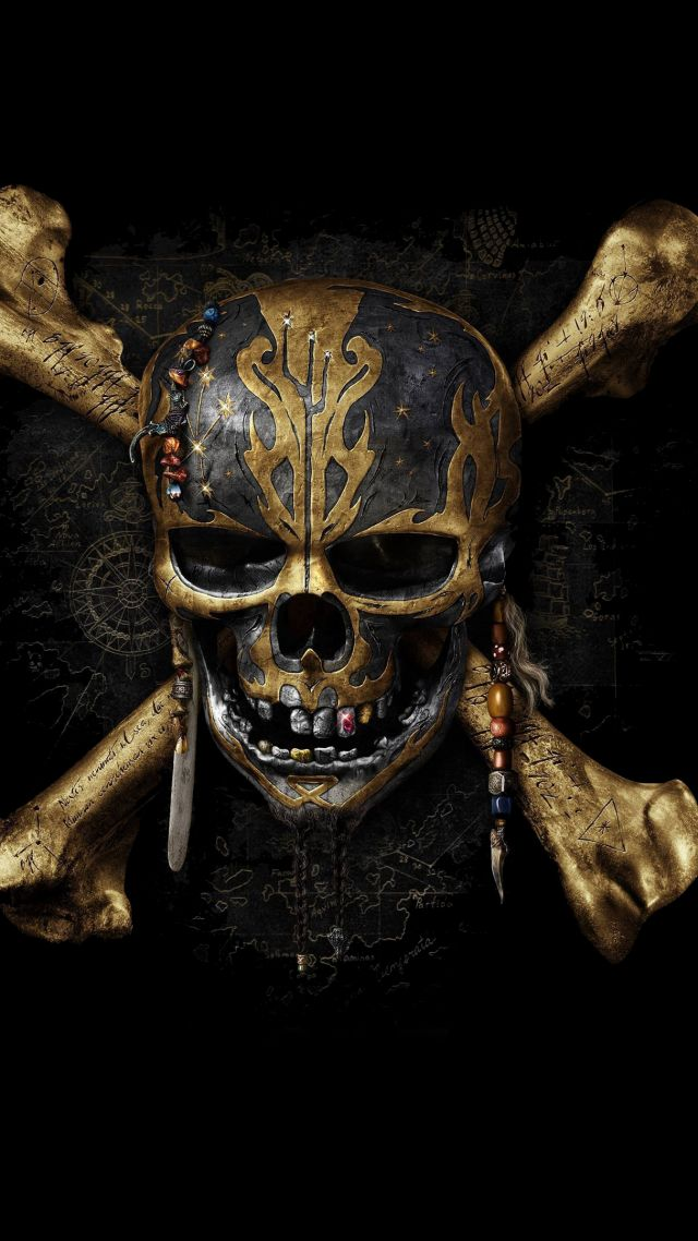 Pirates of the Caribbean: Dead Men Tell No Tales Wallpaper, Movies 640x1138
