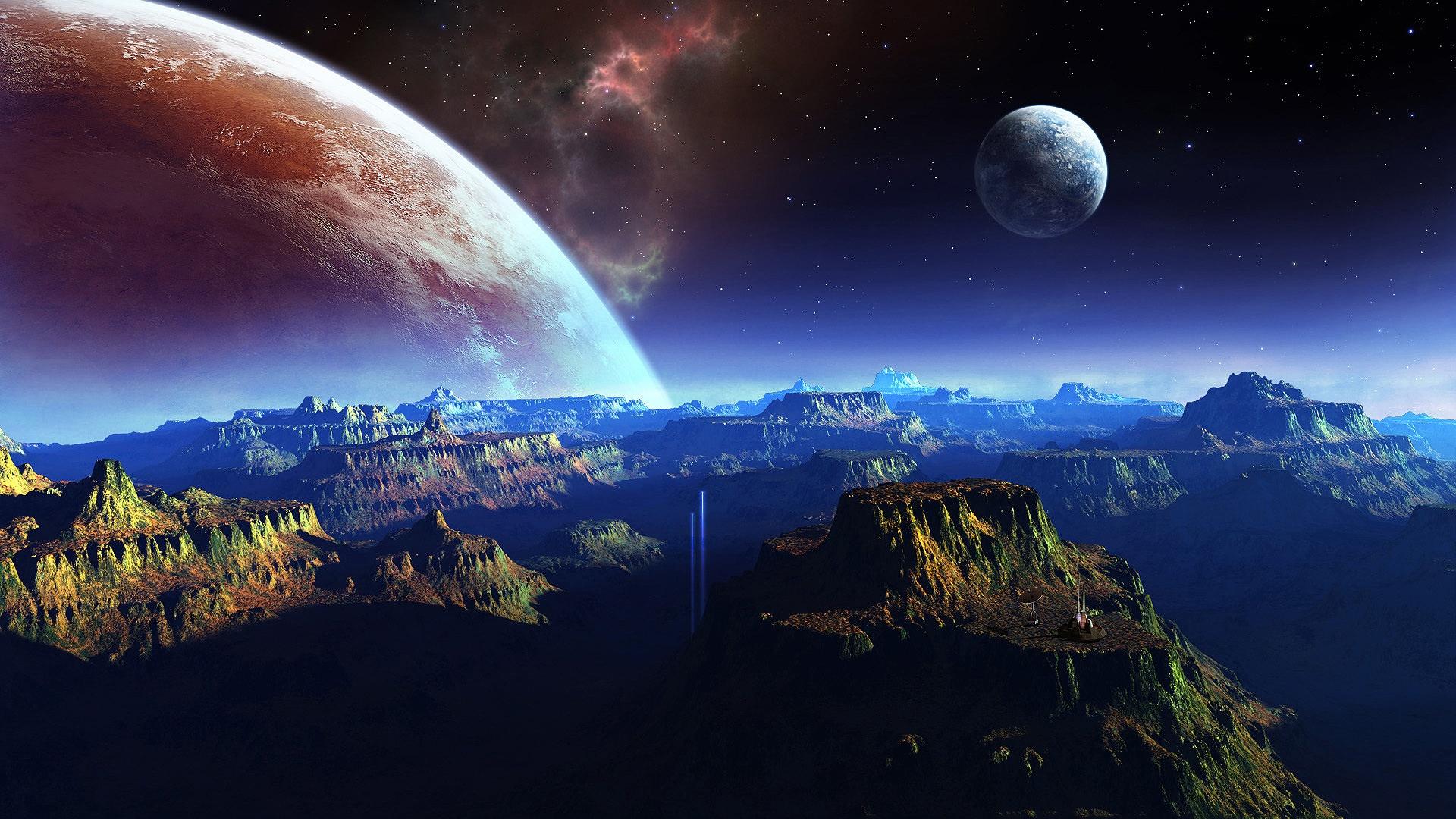 Planet Wallpaper 063
