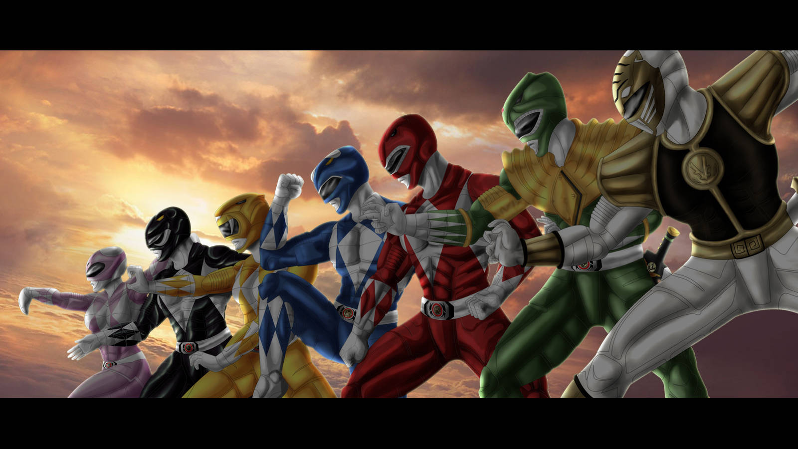 power rangers wallpaper hd wallpapeer free wallpapers downloads 1600x900