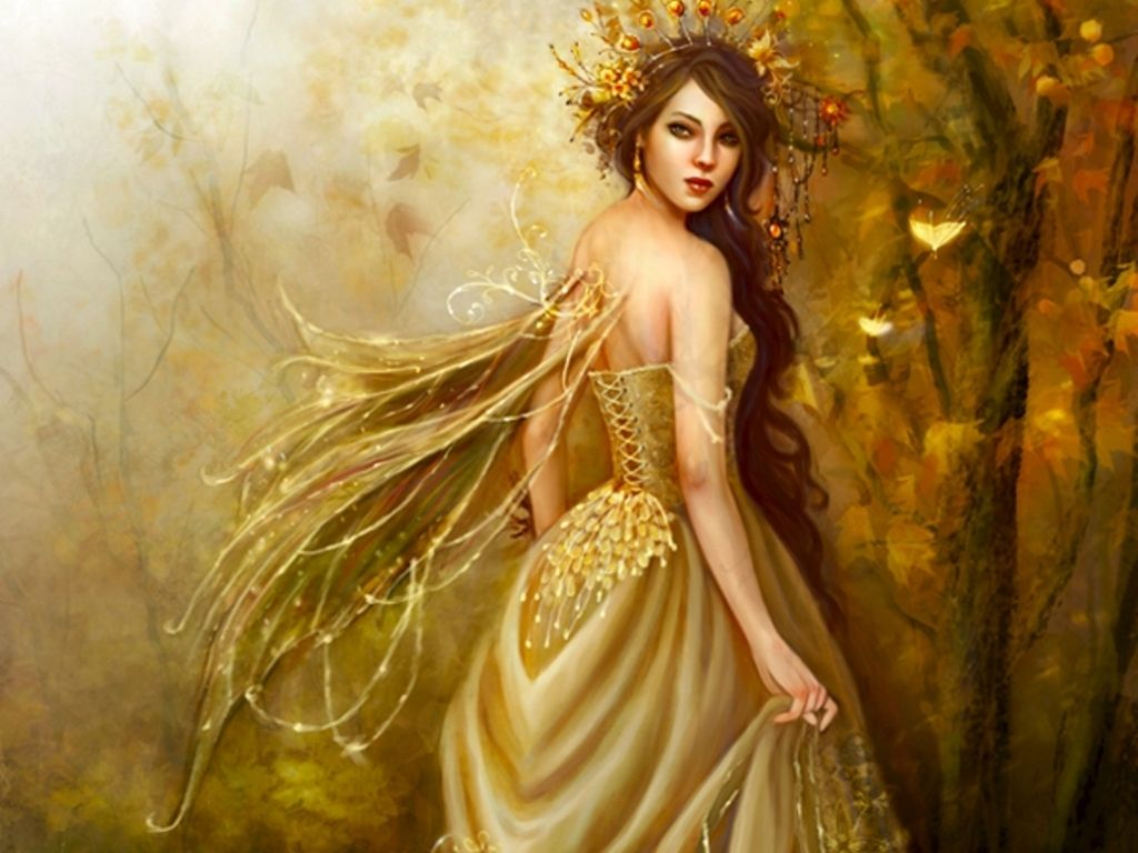 Pretty Fairy Wallpapers RAMWEB 1024x768