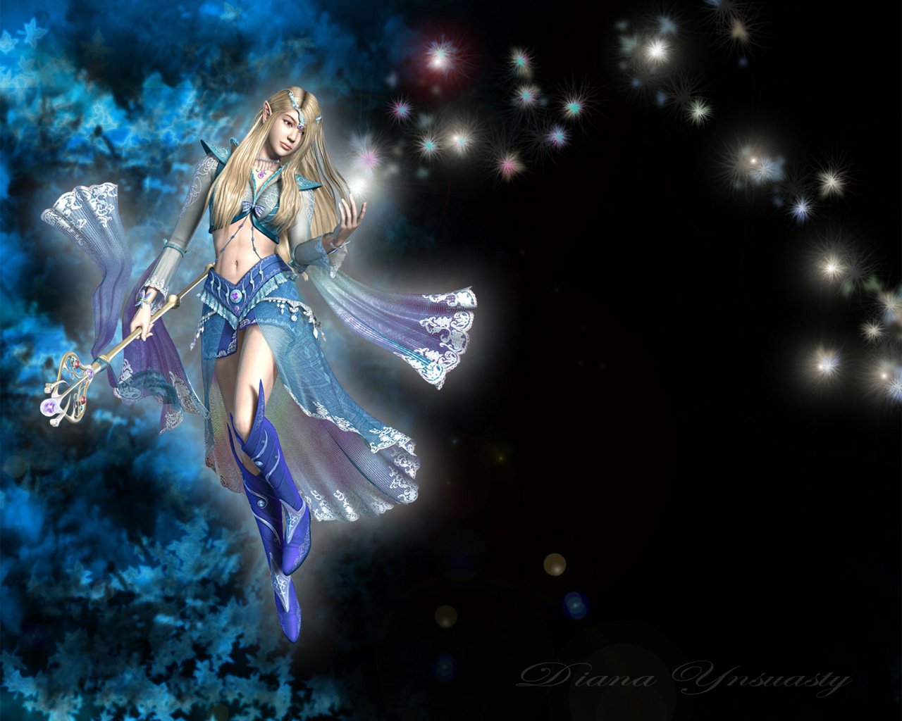 Fairy Wallpapers Free 1280x1024