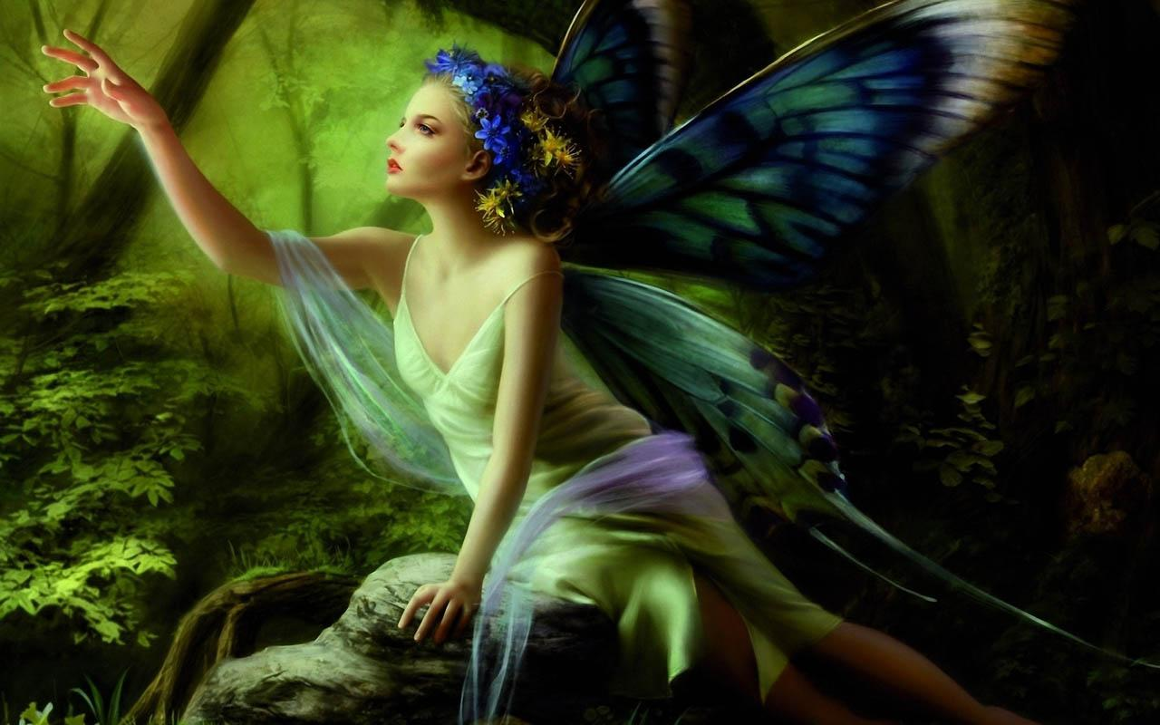 Collection of Beautiful Fairy Wallpapers on HDWallpapers 1280x800