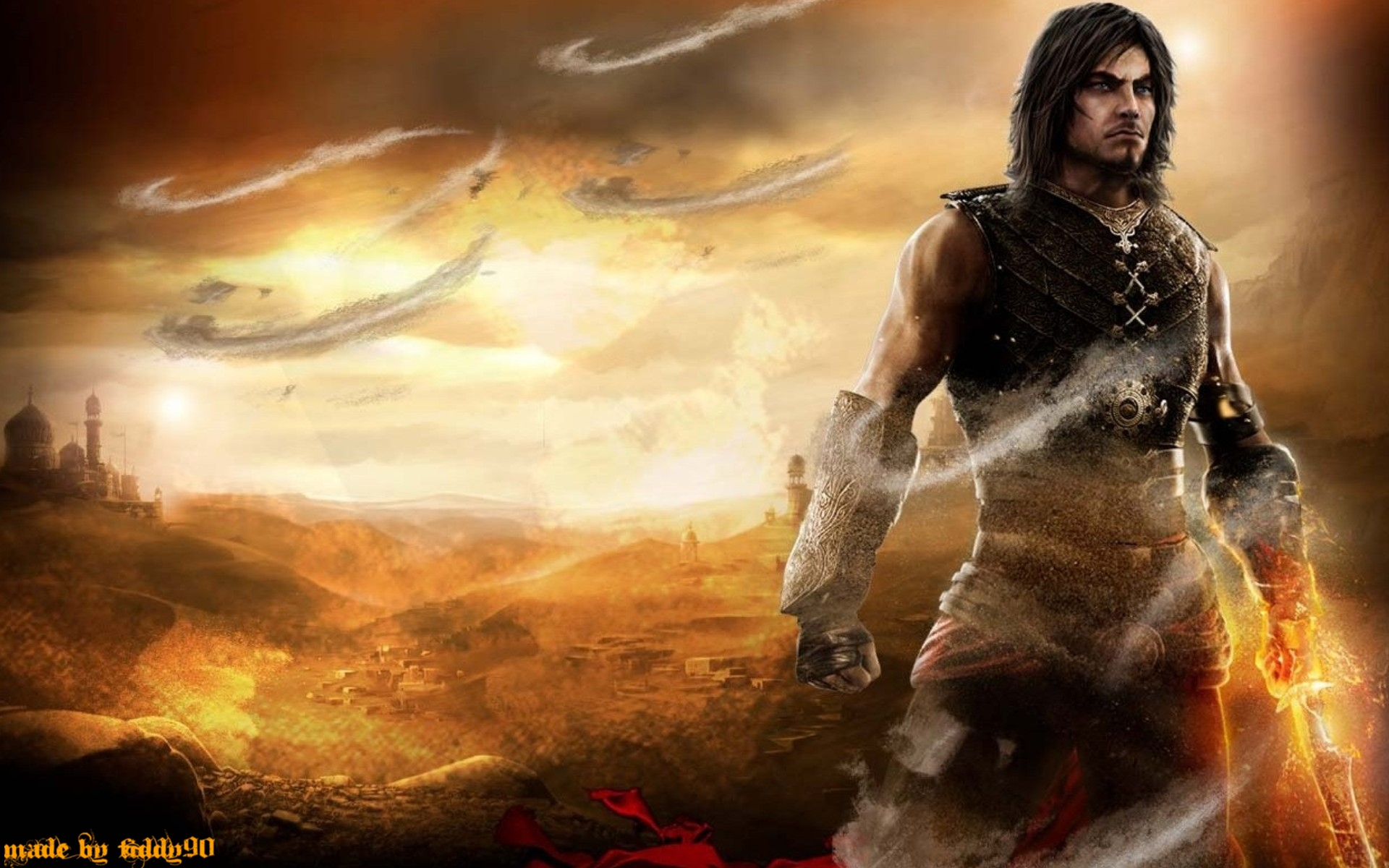 Prince Of Persia Game Wallpaper (43 Wallpapers)