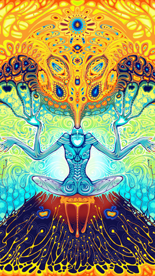 Psychedelic Art Wallpapers 026