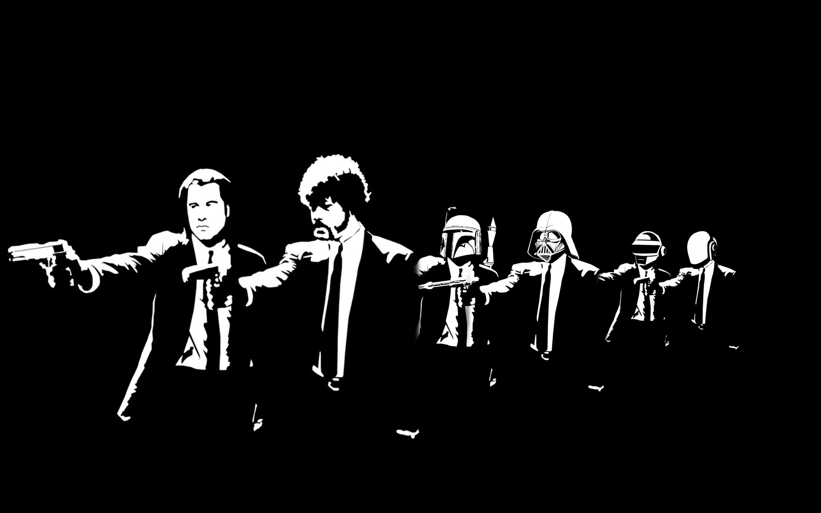 Pulp Fiction Wallpapers (26 Wallpapers)