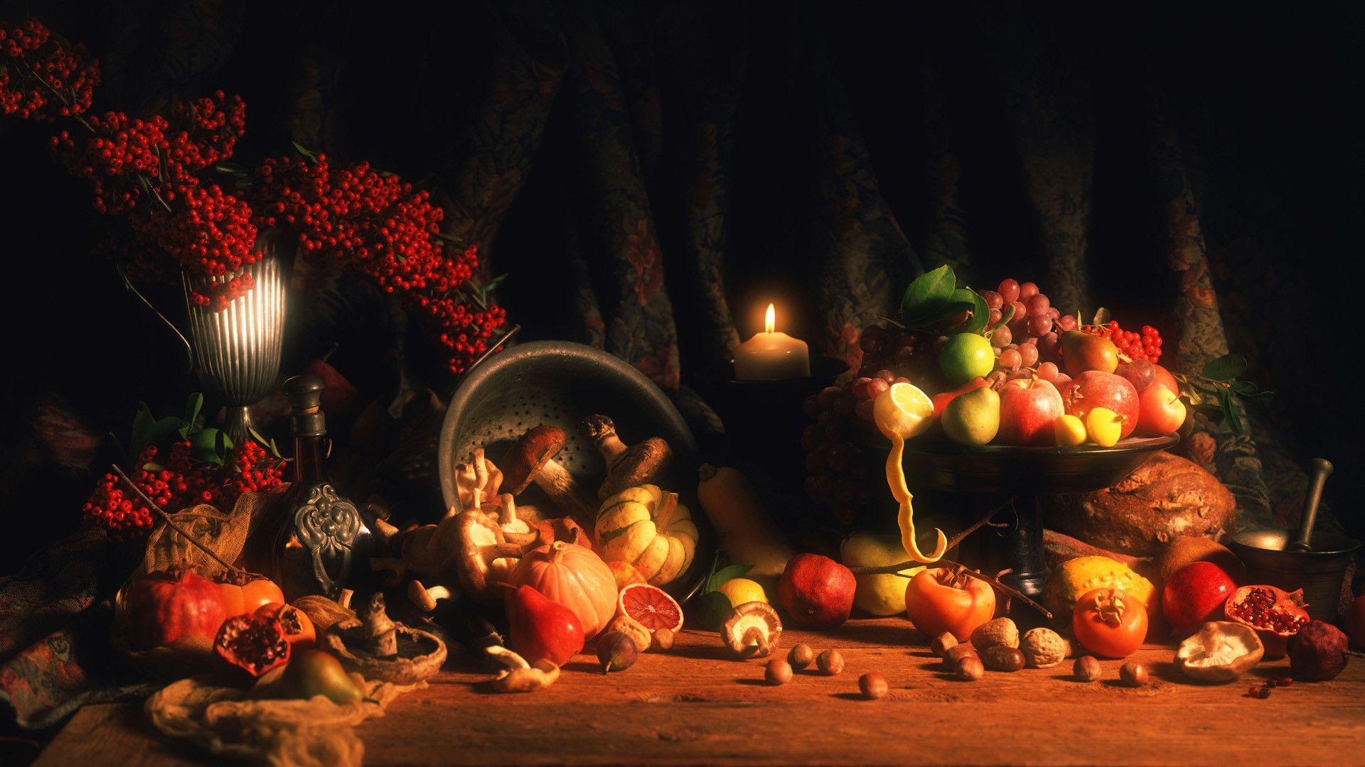 Pumpkins Wallpapers For Desktop 005
