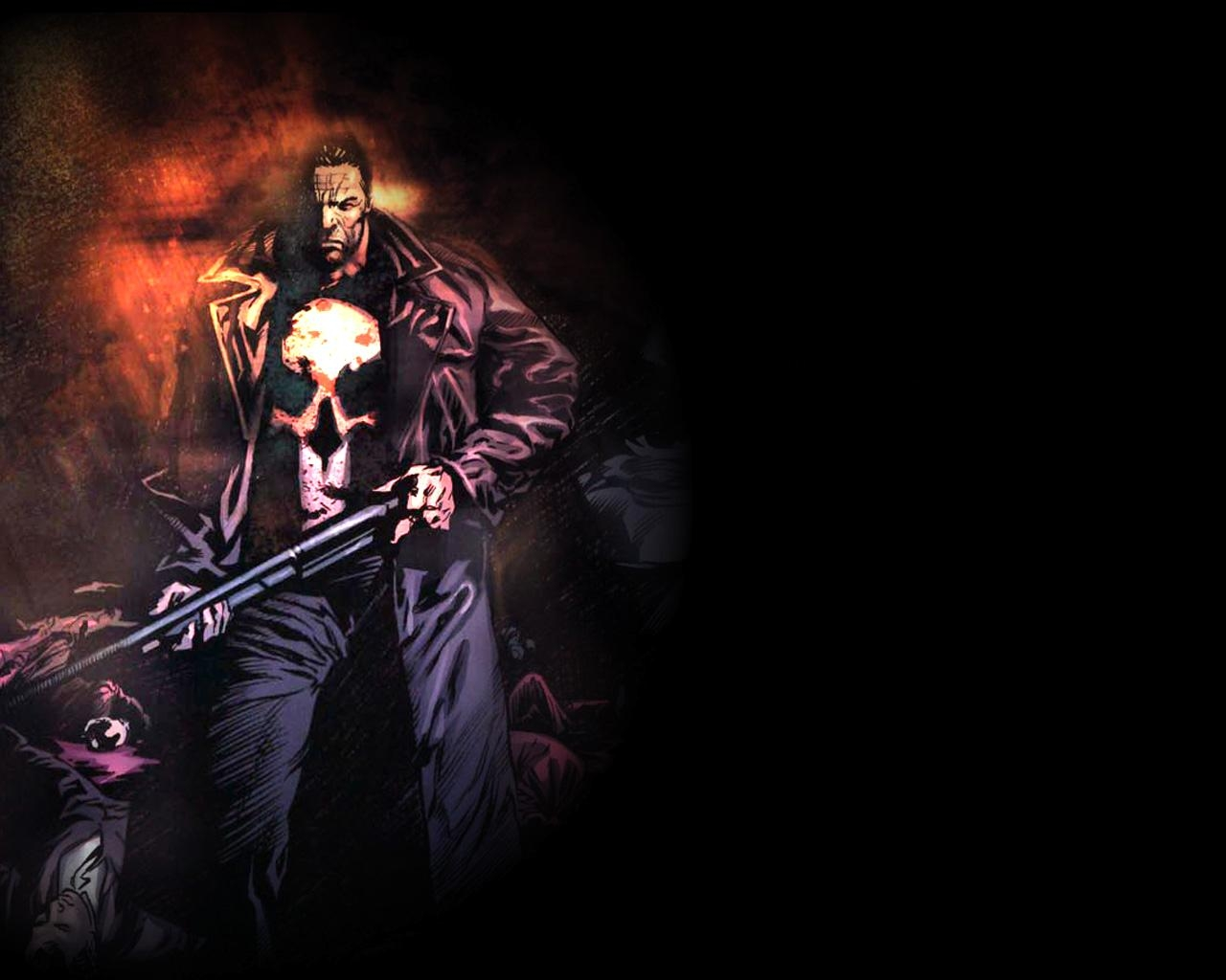 The Punisher HD Wallpapers  Backgrounds  Wallpaper  1280x1024