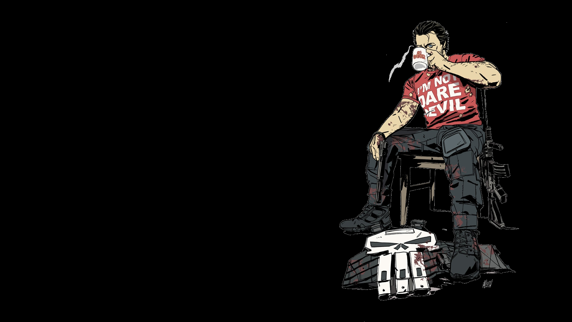The Punisher HD Wallpapers  Backgrounds  Wallpaper  1920x1080